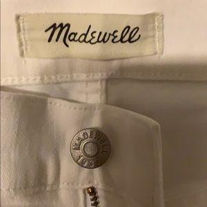 "Madewell Jeans - Madewell 9"" High Riser Skinny Skinny"